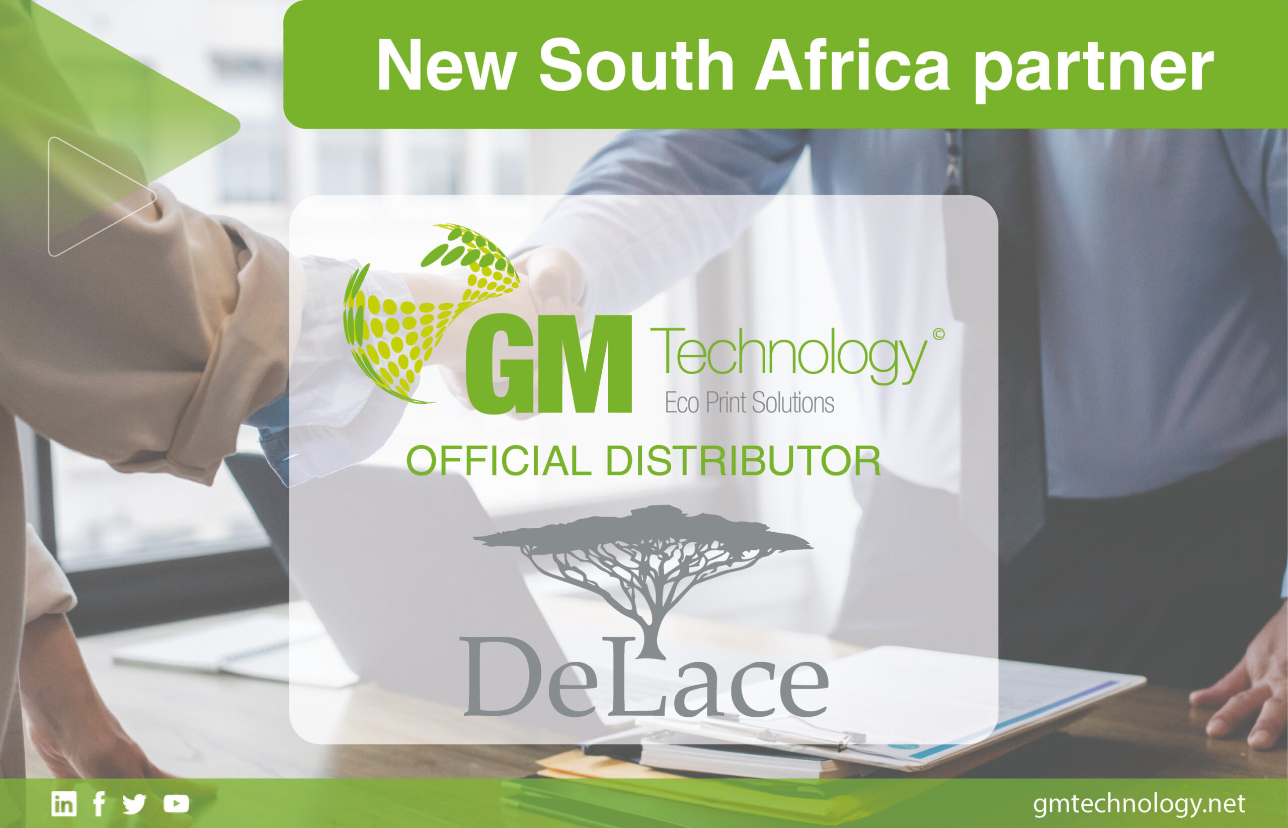GM Technology introduces new South Africa partner