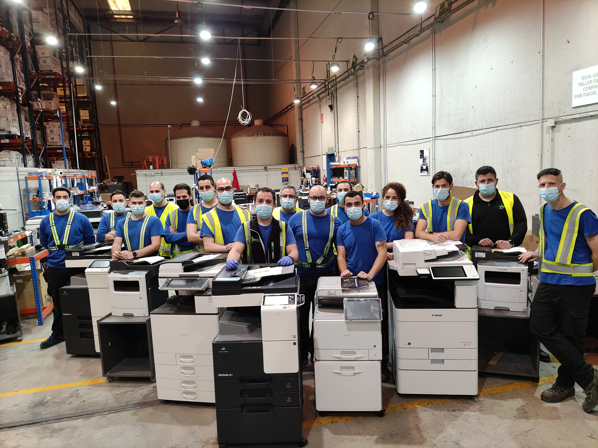 GM Technology invests in the growth of the GreenLine